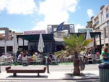 Restaurante Vela Beach en La Mata