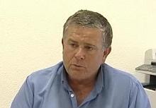 Eduardo Gil Rebollo, concejal de Policía