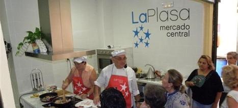 La Casa de Andalucía visito la cocina en la temporada anterior (Archivo)