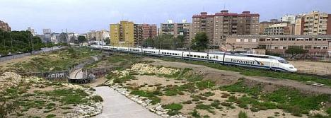 Euromed - Renfe - Alicante