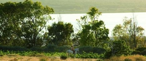 Imagen paradisíaca del Parque Natural de La Mata
