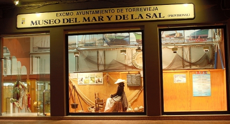 Museo del Mar y de la Sal - Torrevieja