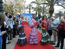 VIDEO: Desfile trajes de flamenca