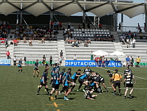 VIDEO: Campeonato Rugby. Parcial