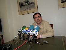 Joaquín Albaladejo, portavoz popular