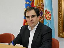 Joaquín Albaladejo, portavoz del equipo de gobierno del PP