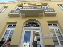 "Biblioteca Municipal ""Carmen Jalón"""
