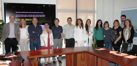 Reunión Patología Glomerular