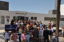Inauguración de la Oficina de Turismo del paseo Vista Alegre