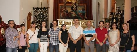 Foto de la toma de posesión de la actual JMC 13.6.2013 (Foto: Pedro Grimao