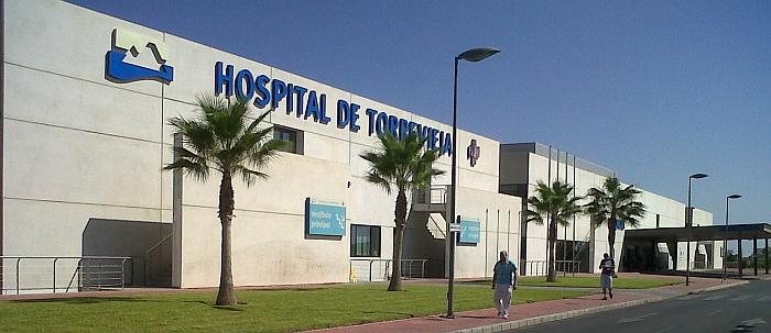 Torrevieja salud se sit a como el tercer departamento for Oficina de empleo torrevieja