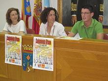 El director de Torrevera, presentó junto a la concejal de educación la actividad