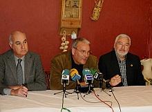 Los portavoces de los grupos de la oposición