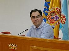 Joaquín Albaladejo . Portavoz del PP