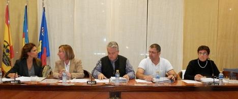 Mesa constitutiva de la Asociación (21.11.2012)