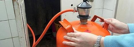 Revisión de gas obligatoria cada cinco años