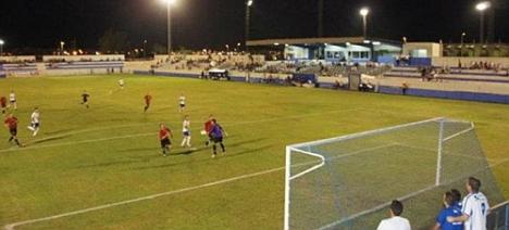 Aspecto general de Estadio Vicente García