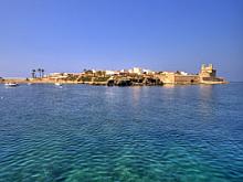 Panoramica de la Isla de Tabarca