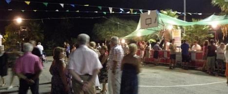 Fiestas de Cabo Cervera 2012