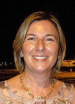 Agustina Esteve, concejal de comercio