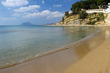 Playa El Portet-Teulada-Moraira