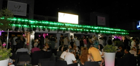 Disscoteca Vela Beach (Archivo)