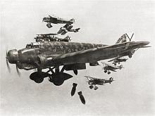 Bombardero sobre Torrevieja (Agosto, 1938)