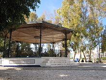 Templete del parque Doña Sinforosa