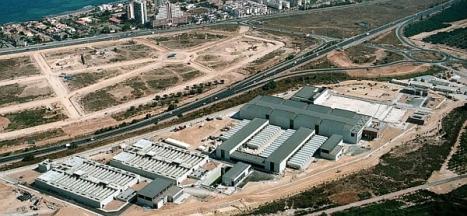 Desalizadora de Torrevieja - Vista Área (EFE)