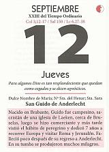 12 DE SEPTIEMBRE