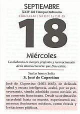18 SEPTIEMNRE
