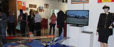 Exposición modelismo militar en las sala Vista Alegre (Archivo O.T.)