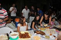 VIDEO: Cena de sobaquillo