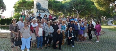 Peregrinos torevejenses en Lourdes 5.9-2013