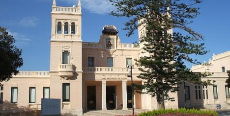 Edifico del MARQ - Alicante