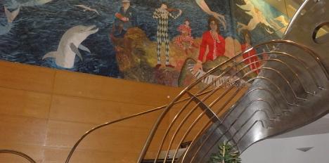 Palacio de la Música de Torrevieja. Hall