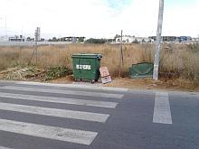 Parada autobús Torreta I, calle Juan Valera