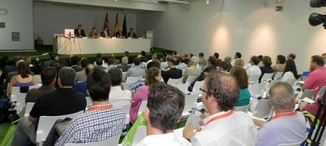 Reunión de Adminitradores de Fincas en el Cdt (Archivo)