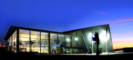 Centro Munciipal de ocio, lugar donde se impartirán las charlas