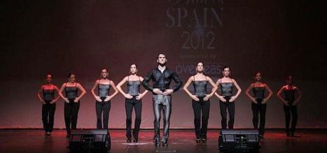 Momento de la gala del Año 2012