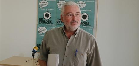 José Manuel Dolón - Los Verdes Torrevieja