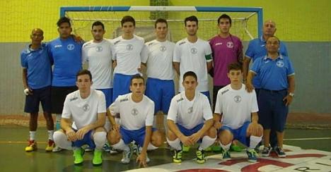 Equipo titular del Torrevieja FS