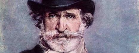 Giusseppe Verdi(Le Roncole, Busseto, 10 de octubre de 1813 – Milán, 27 de enero de 1901