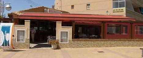 Restaurante Las Jarras en la Avda. de los Europeos de La Mata