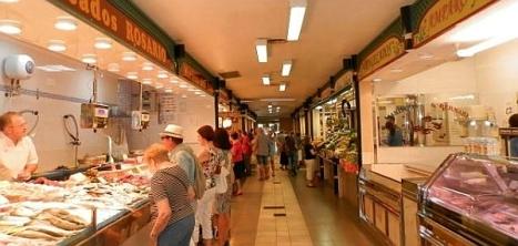 Mercado Central La Plasa