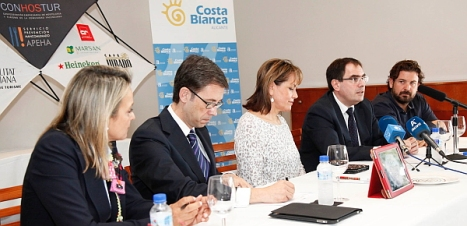"""Acto convocatoria II Premios """"Plato"""""""