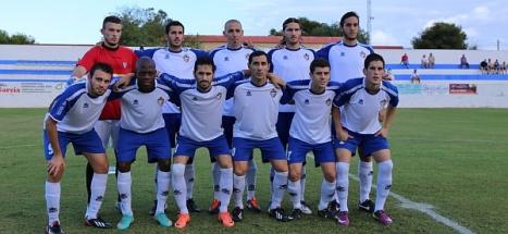 Equipo del F.C. Torrevieja de 3ª División Nacional