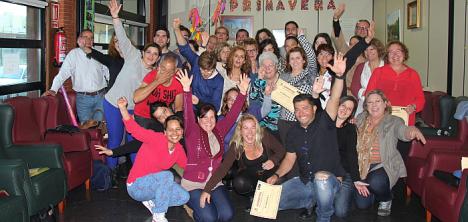 Clausura del Curso de Voluntariado 2012