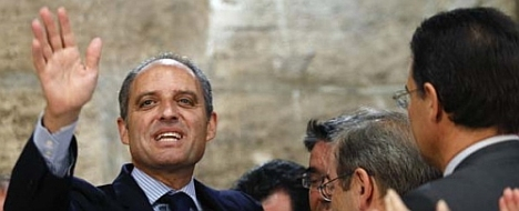 Francisco Camps - Ex presidente de la Generalitat Valenciana