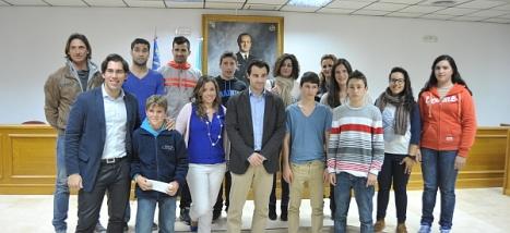 Entrega de Becas 2012 (Archivo Prensa Ayuntamiento)